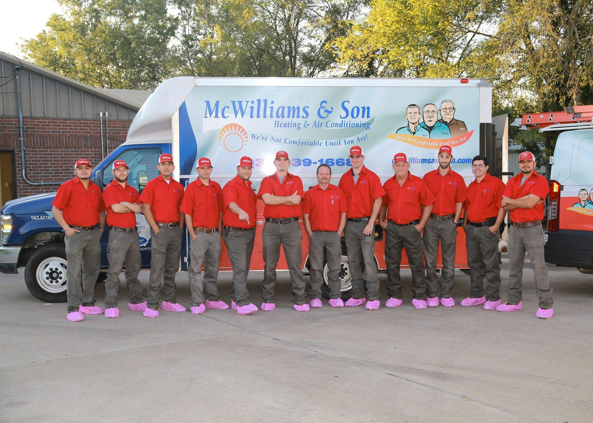 McWilliams & Son Heating and Air Conditioning image 14