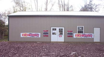 Dyberry Fireworks, Inc. image 3