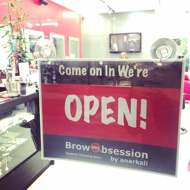 Brow Obsession by Anarkali - Eyebrow Threading Miami