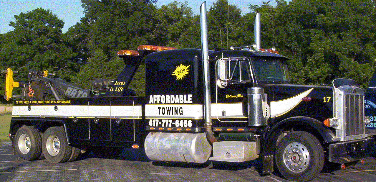 Affordable Towing image 0