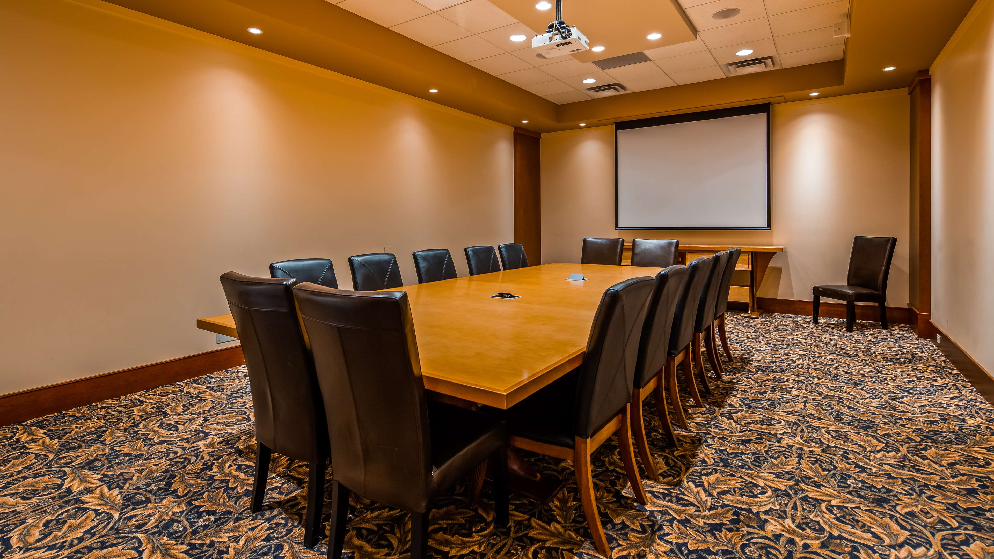 Best Western Plus Barclay Hotel in Port Alberni: Meeting Room