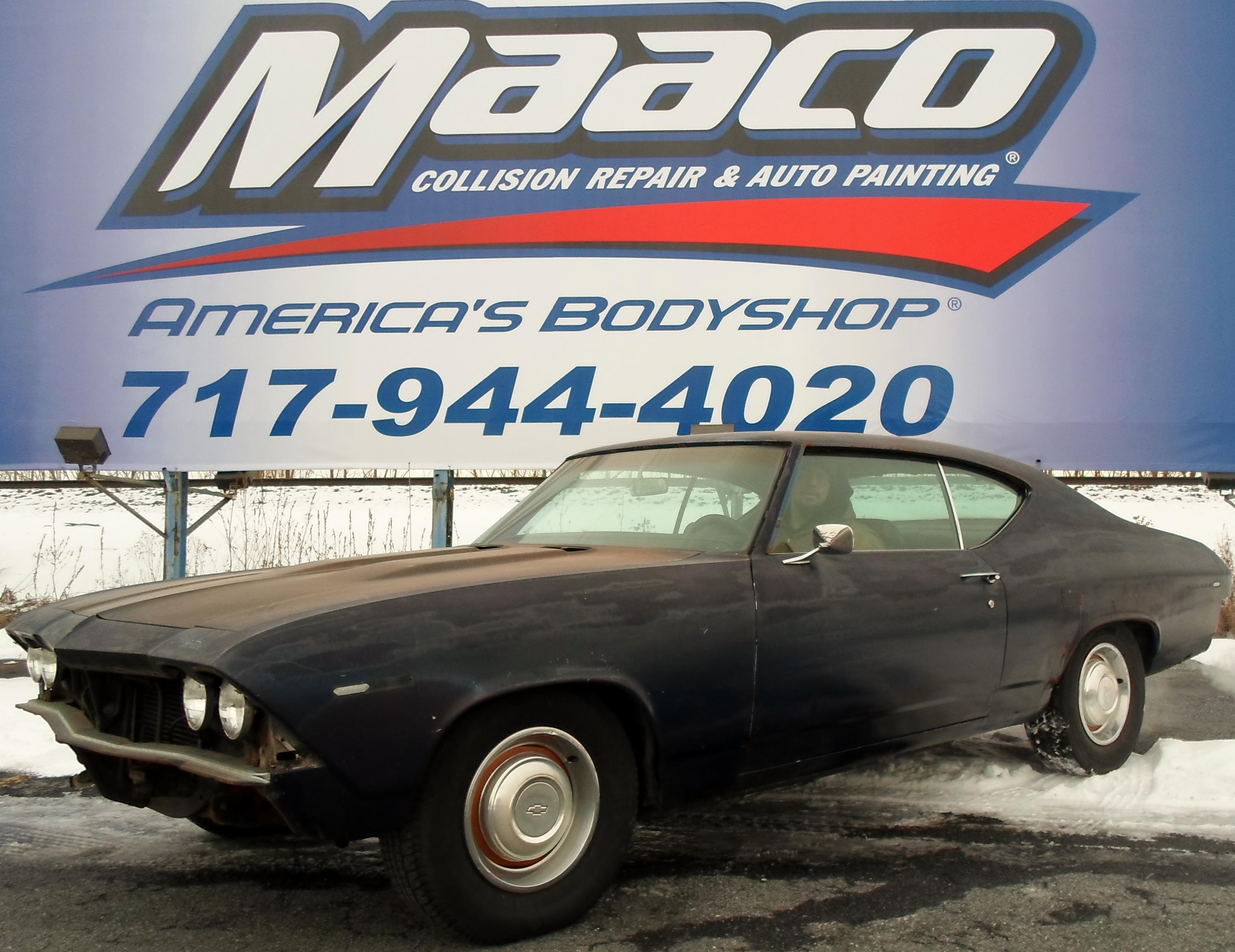 Maaco Collision Repair & Auto Painting image 15