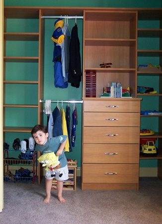 3 Day Closets