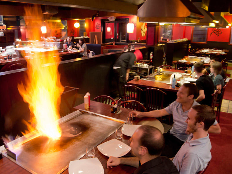 Sumo japanese steakhouse in san antonio tx whitepages for Dining near at t center san antonio