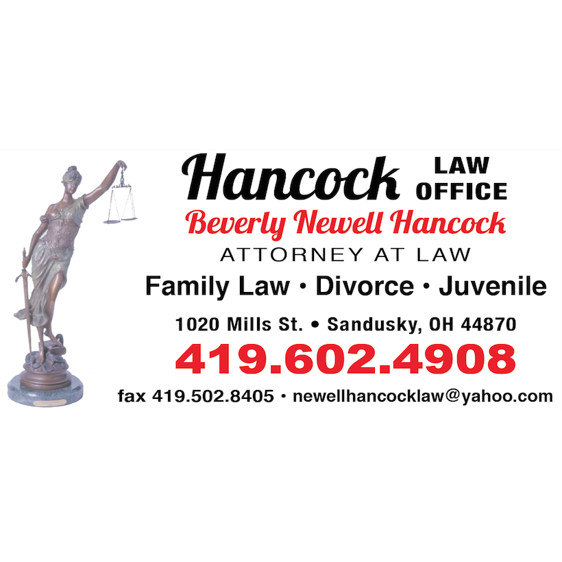 Hancock Law Office - Sandusky, OH 44870 - (419)602-4908 | ShowMeLocal.com