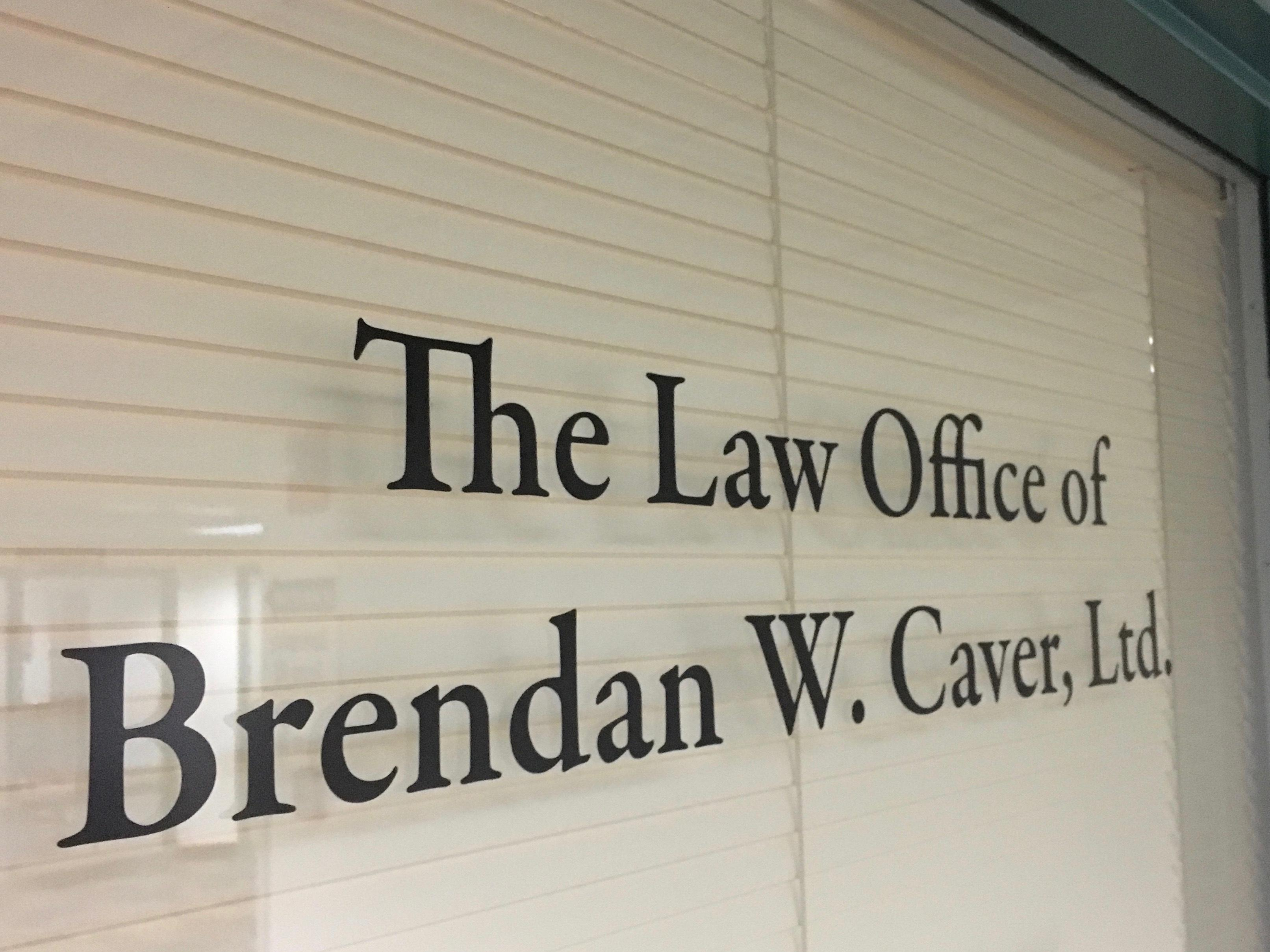 Law Office of Brendan W. Caver, Ltd.