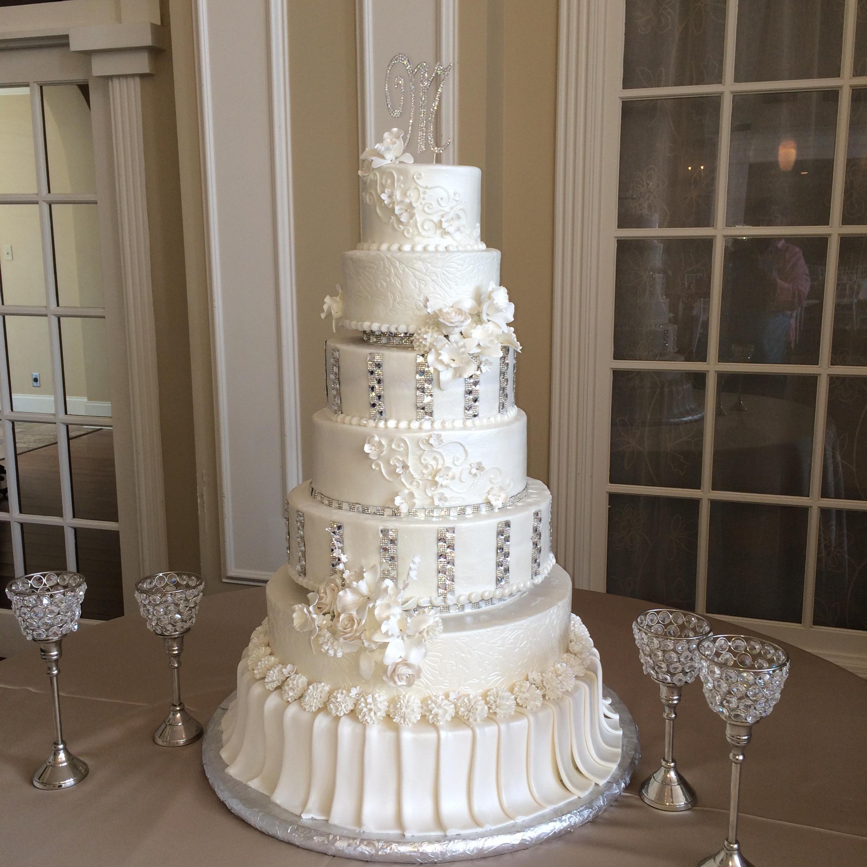 Wedding Cakes by Tammy Allen image 0