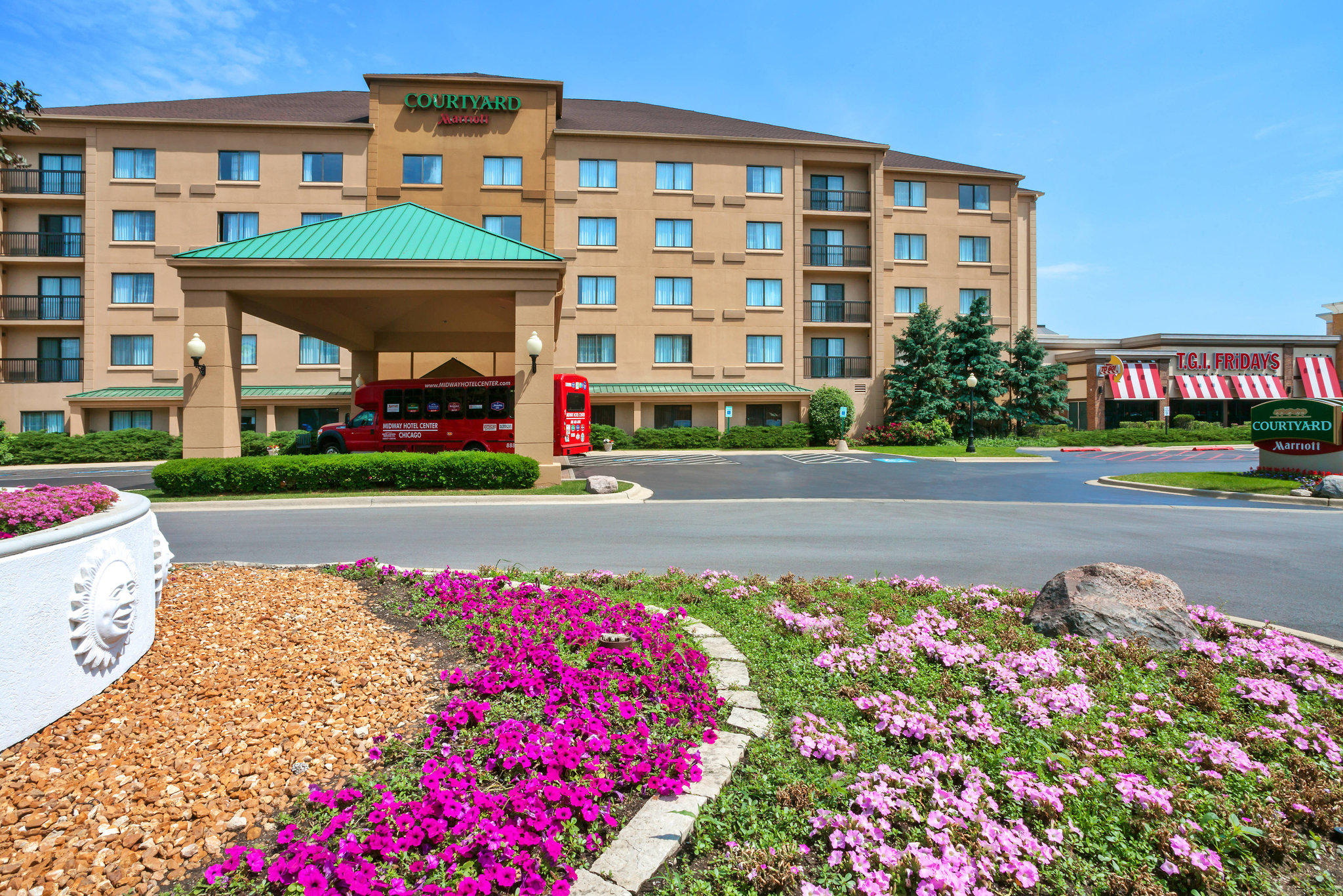 Courtyard by Marriott Chicago Midway Airport