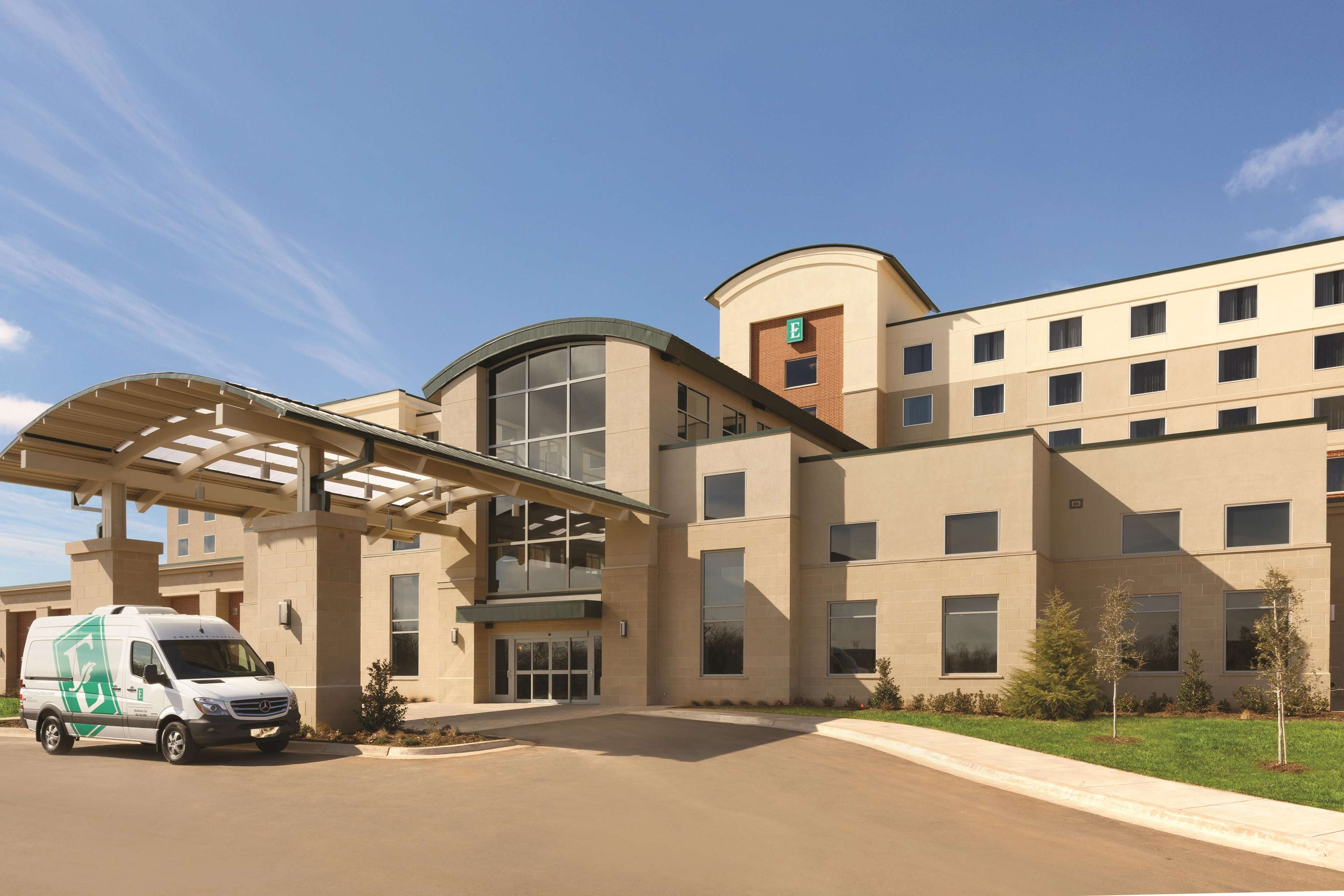 Embassy Suites by Hilton Oklahoma City Downtown Medical Center image 0