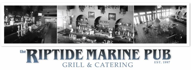 Riptide Marine Pub Grill & Catering in Campbell River