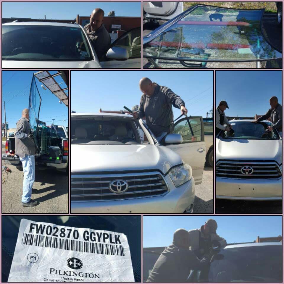 Auto Glass Repair Baton Rouge