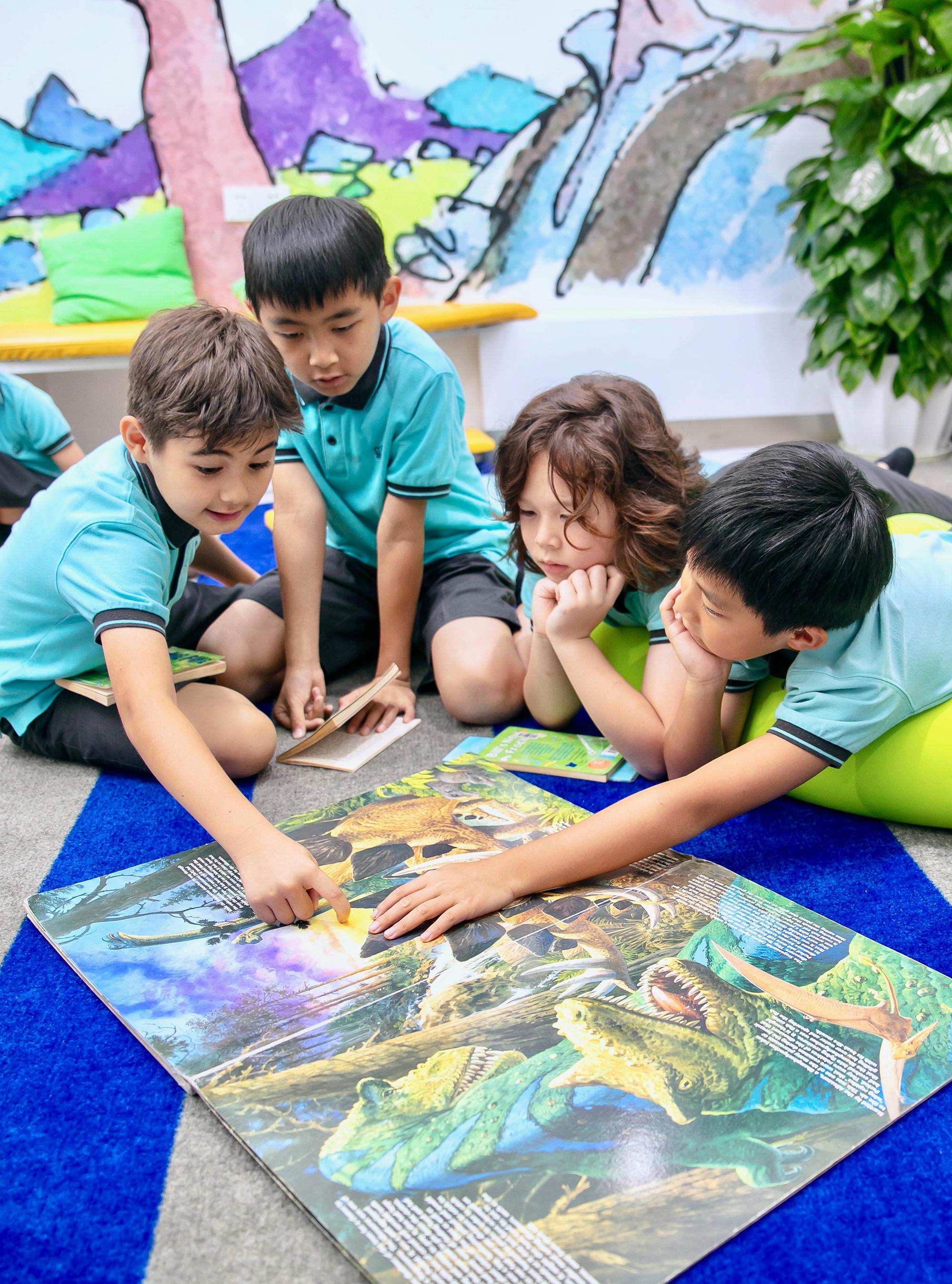 The British School of Guangzhou