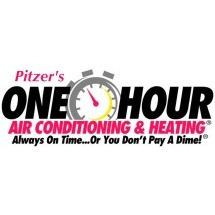 Pitzer's One Hour Air Conditioning and Heating