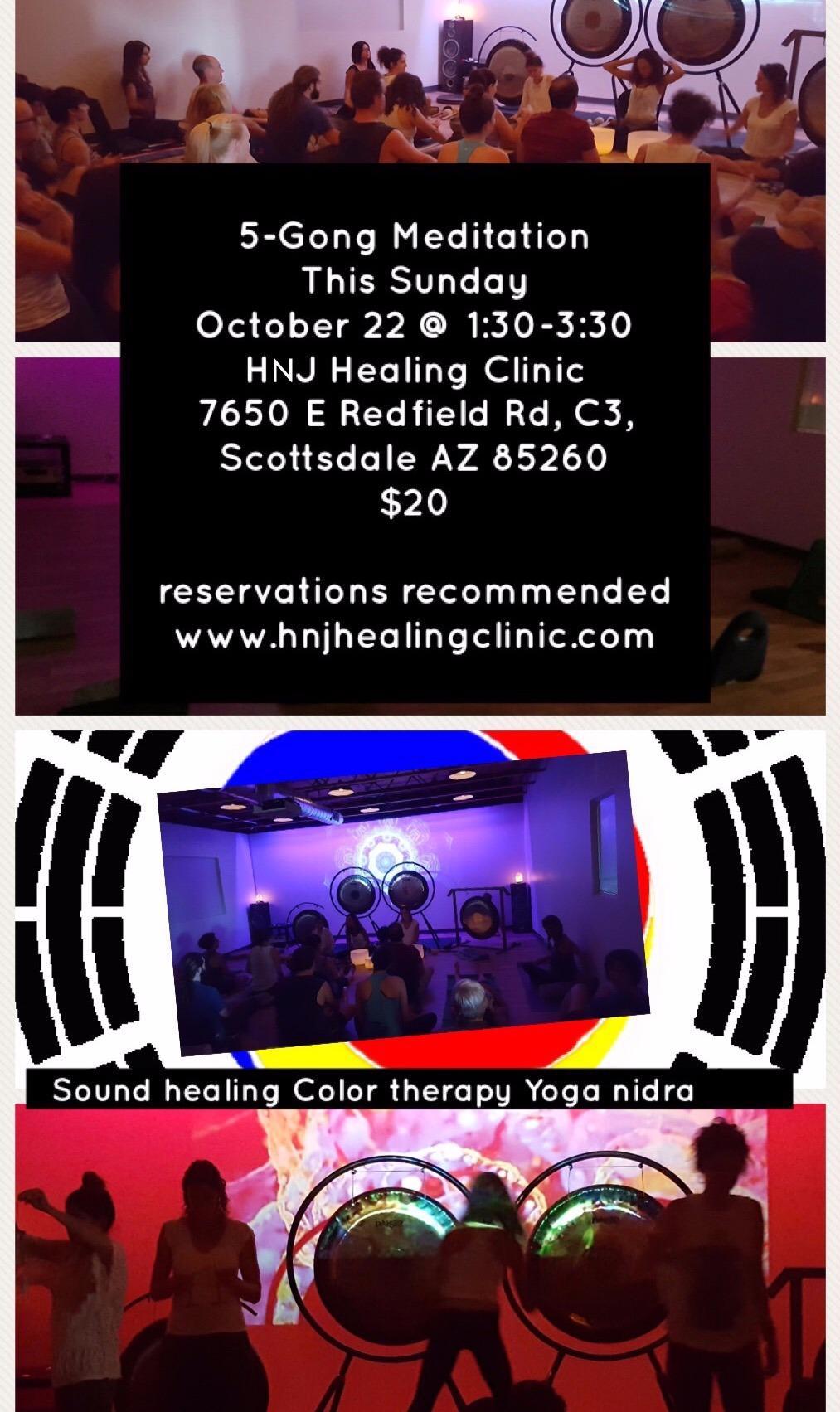 HNJ Healing Clinic image 73