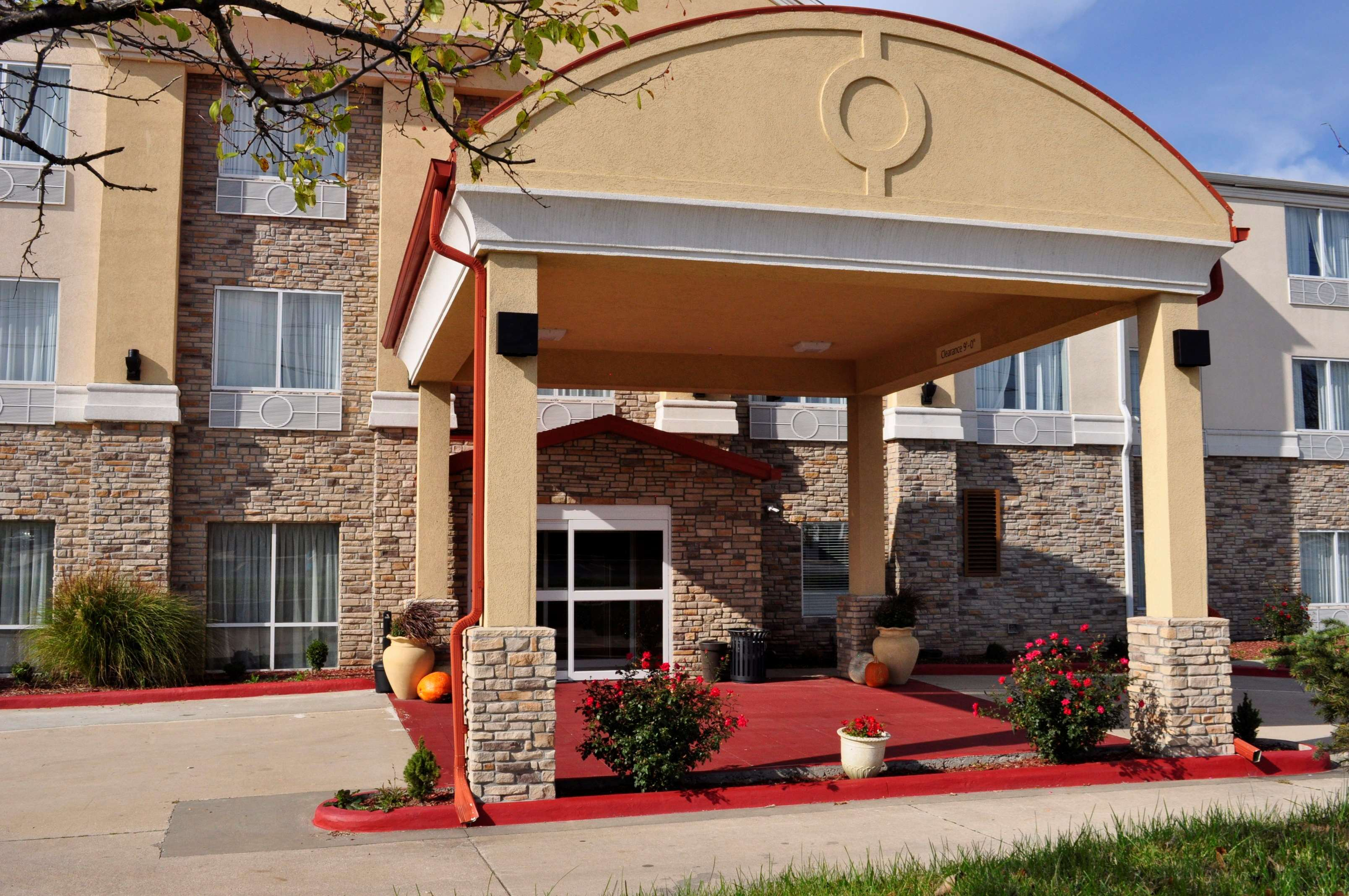 Best Western Plus Columbia Inn Columbia Mo Business