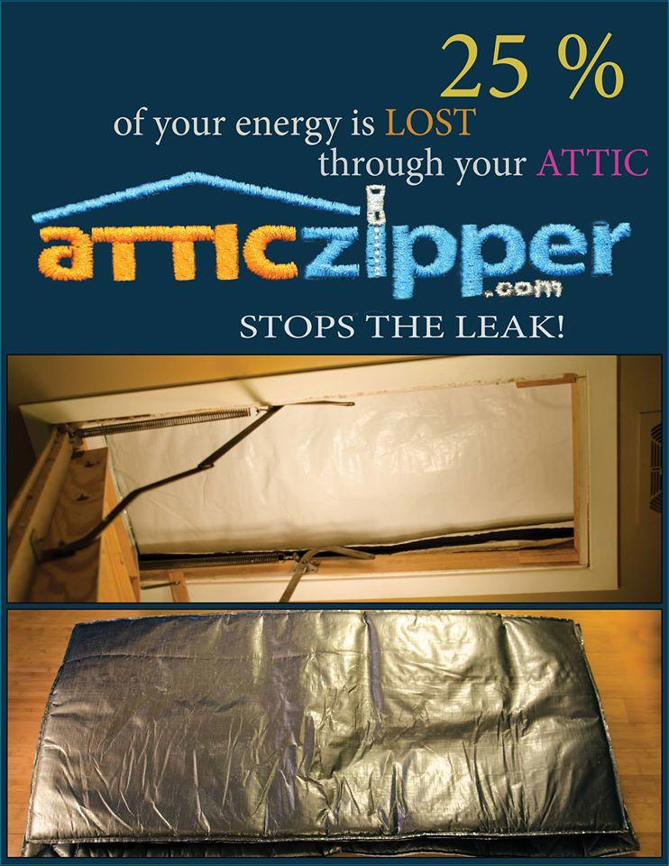 Attic Zipper image 4