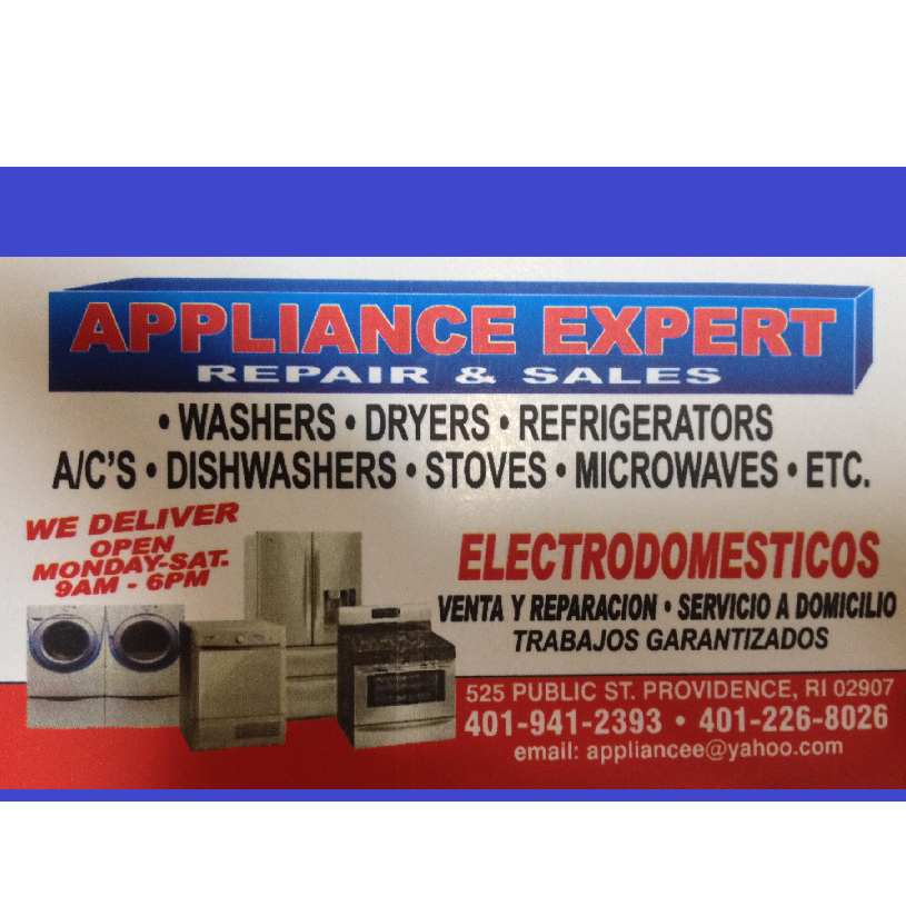 Appliance Expert Repair and Sales - Providence, RI - Appliance Rental & Repair Services