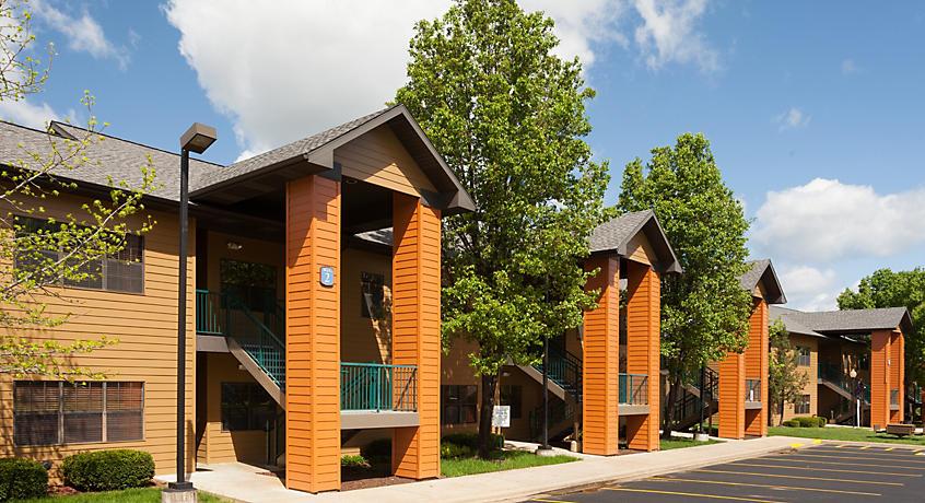 The Falls Village 200 Creekside Road Branson, MO Resorts ...