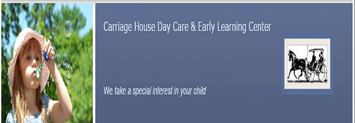 Carriage House Day Care & Early Learning Center image 0
