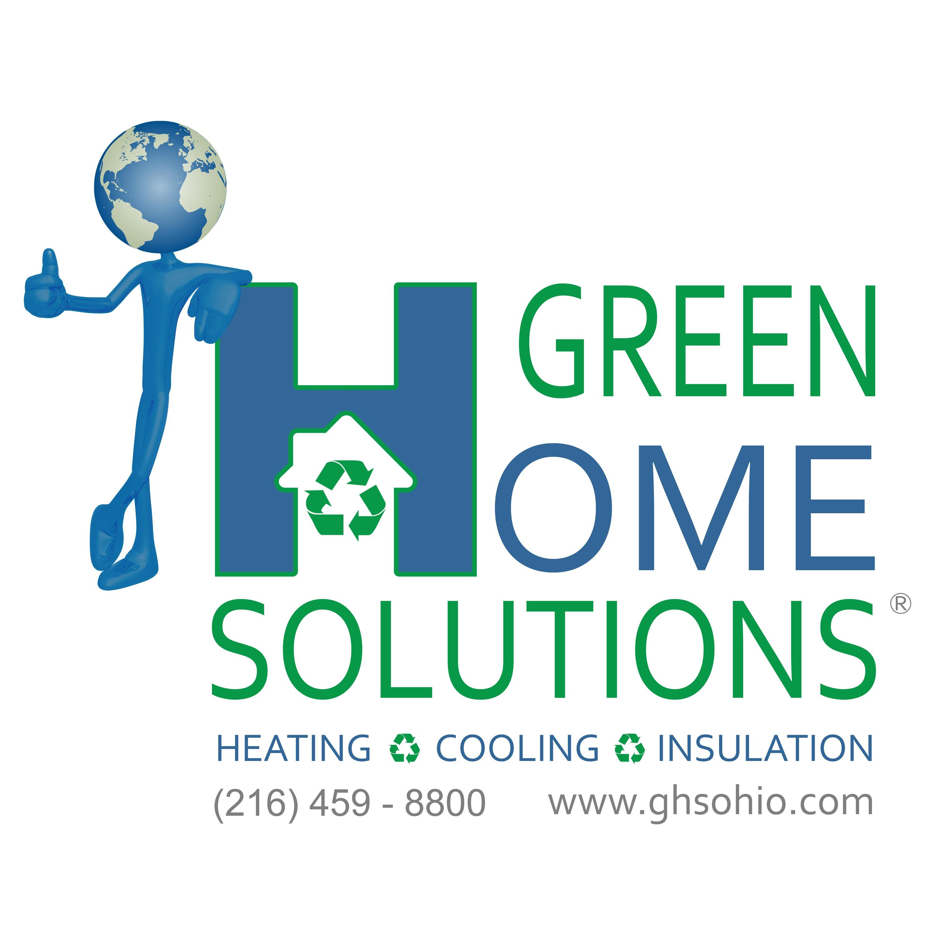 Green Home Solutions-Heating, Cooling & Insulation