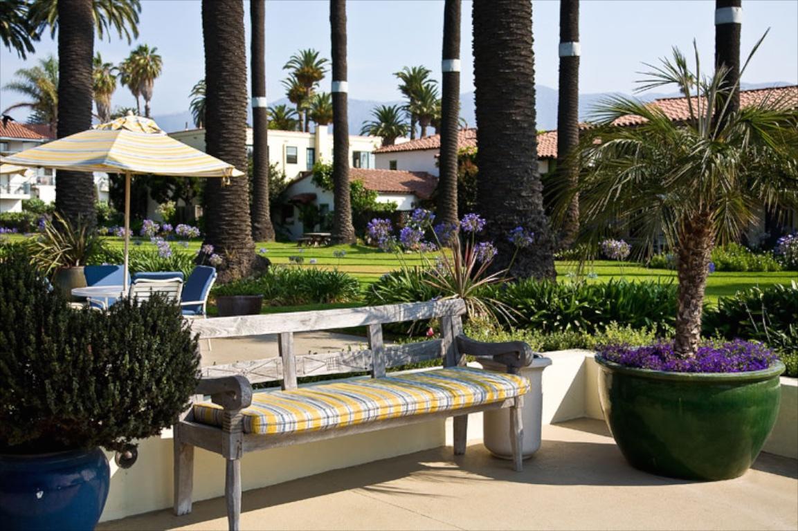 Hotel Milo Santa Barbra - Bench