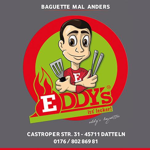 Logo von Eddy's Baguette