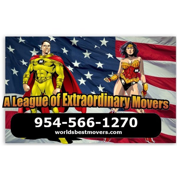A League of Extraordinary Movers