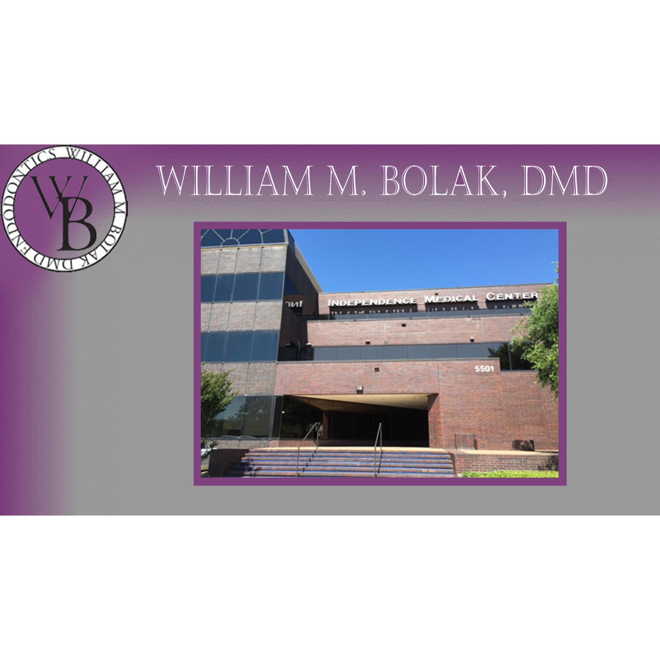 William M. Bolak, DMD