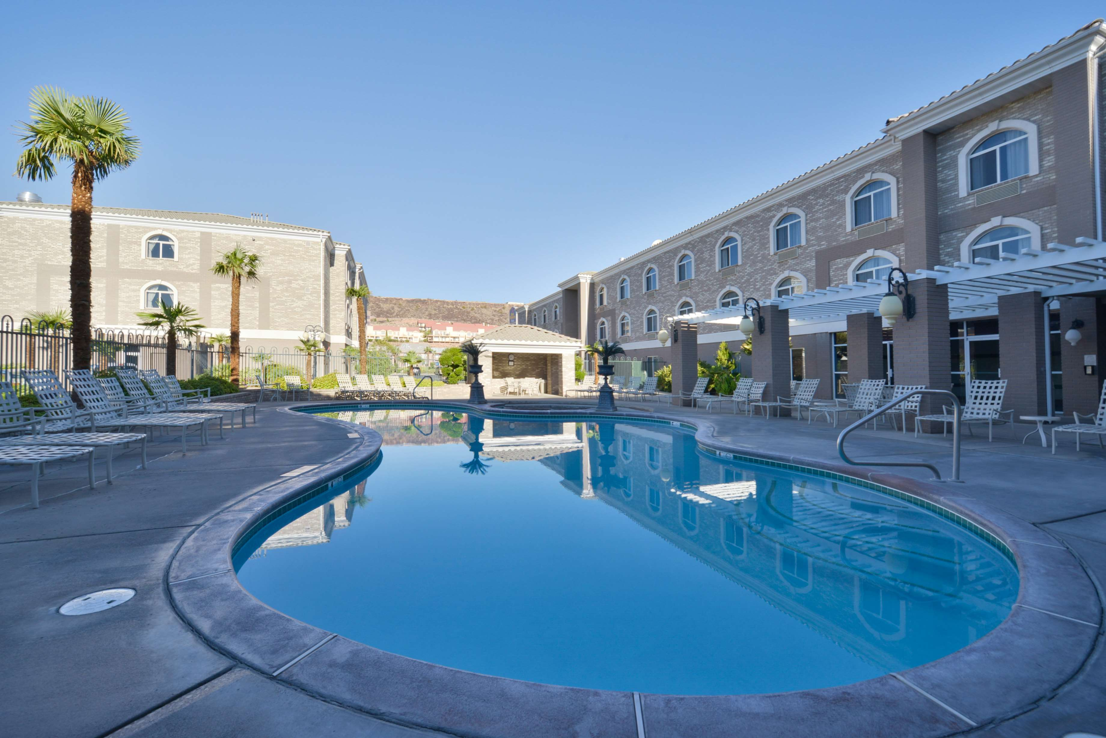 Best Western Plus Abbey Inn Saint George Ut Company Page