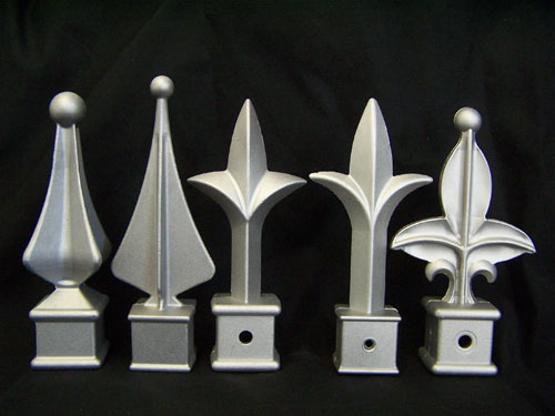 C. Palmer Die Casting offers fence die casting.