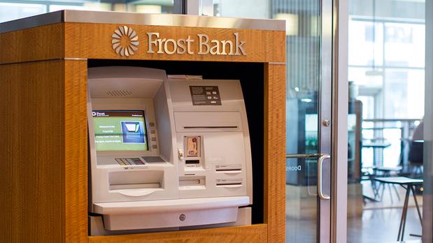 Frost Bank Financial Center In San Antonio Tx 78258