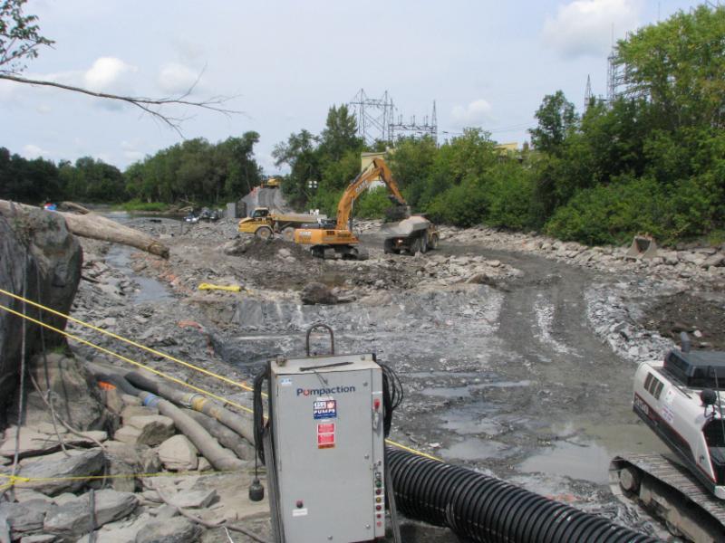 Construction & Pavage Dujour Inc à Sherbrooke
