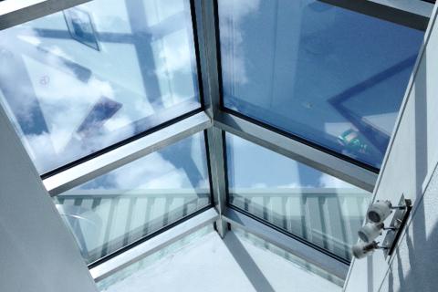 Perspectief Windowfilm