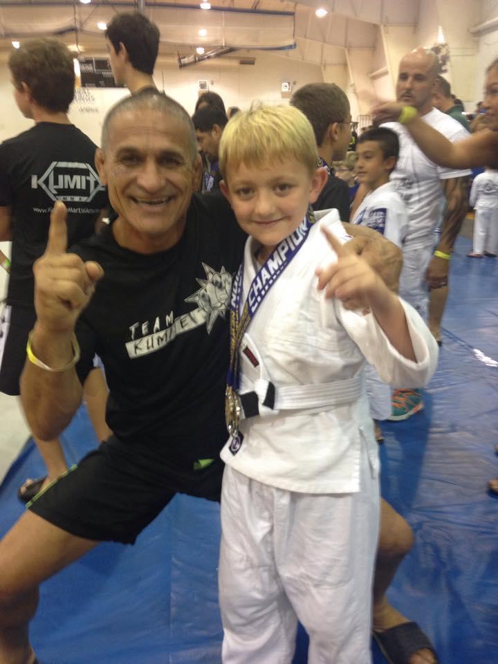 Kumite Martial Arts image 1