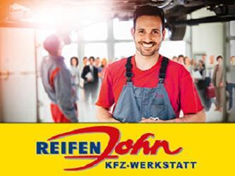 Reifen John - Autowerkstatt & Reifenservice Wels