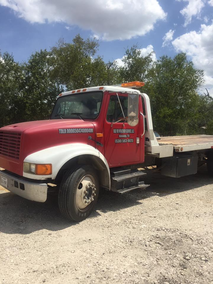 Old 181 Wrecker Service, LLC image 4