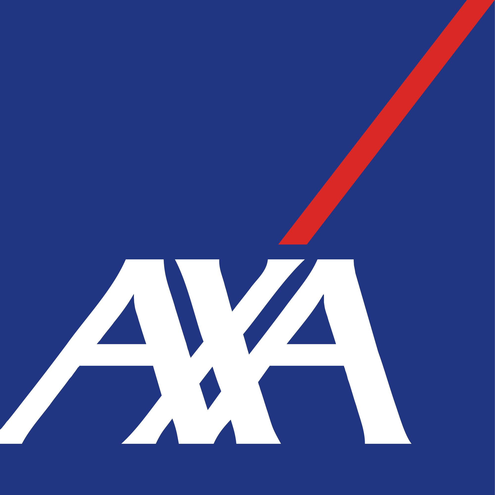 Logo Axa Bank Strandwege
