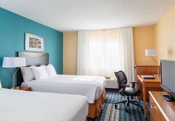 Fairfield Inn & Suites by Marriott Lafayette image 2