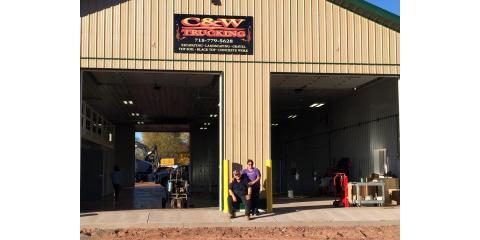 C & W Trucking image 0