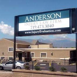 Anderson Injury Law Firm