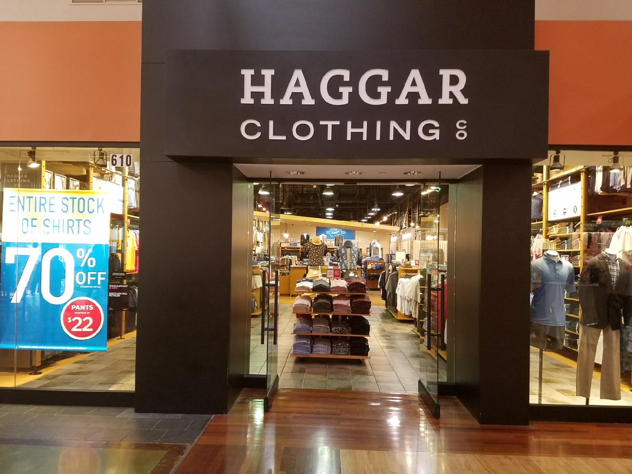 Haggar Clothing Co. image 0