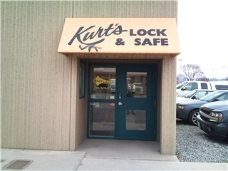 Kurt's Lock & Safe in Kelowna