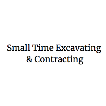 Small Time Excavating & Contracting