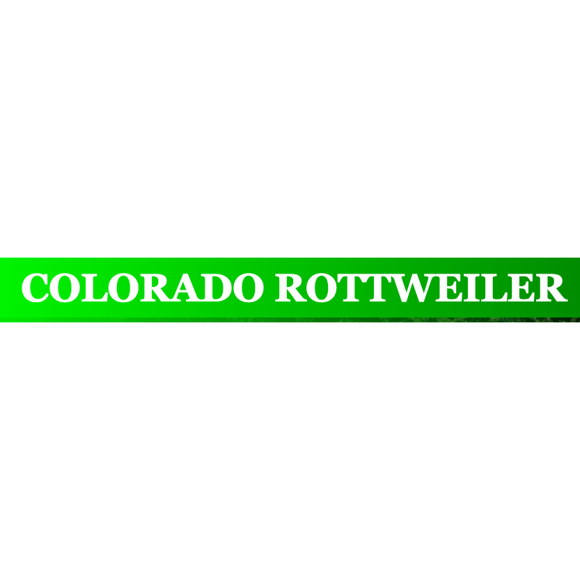 image of Colorado Rottweilers