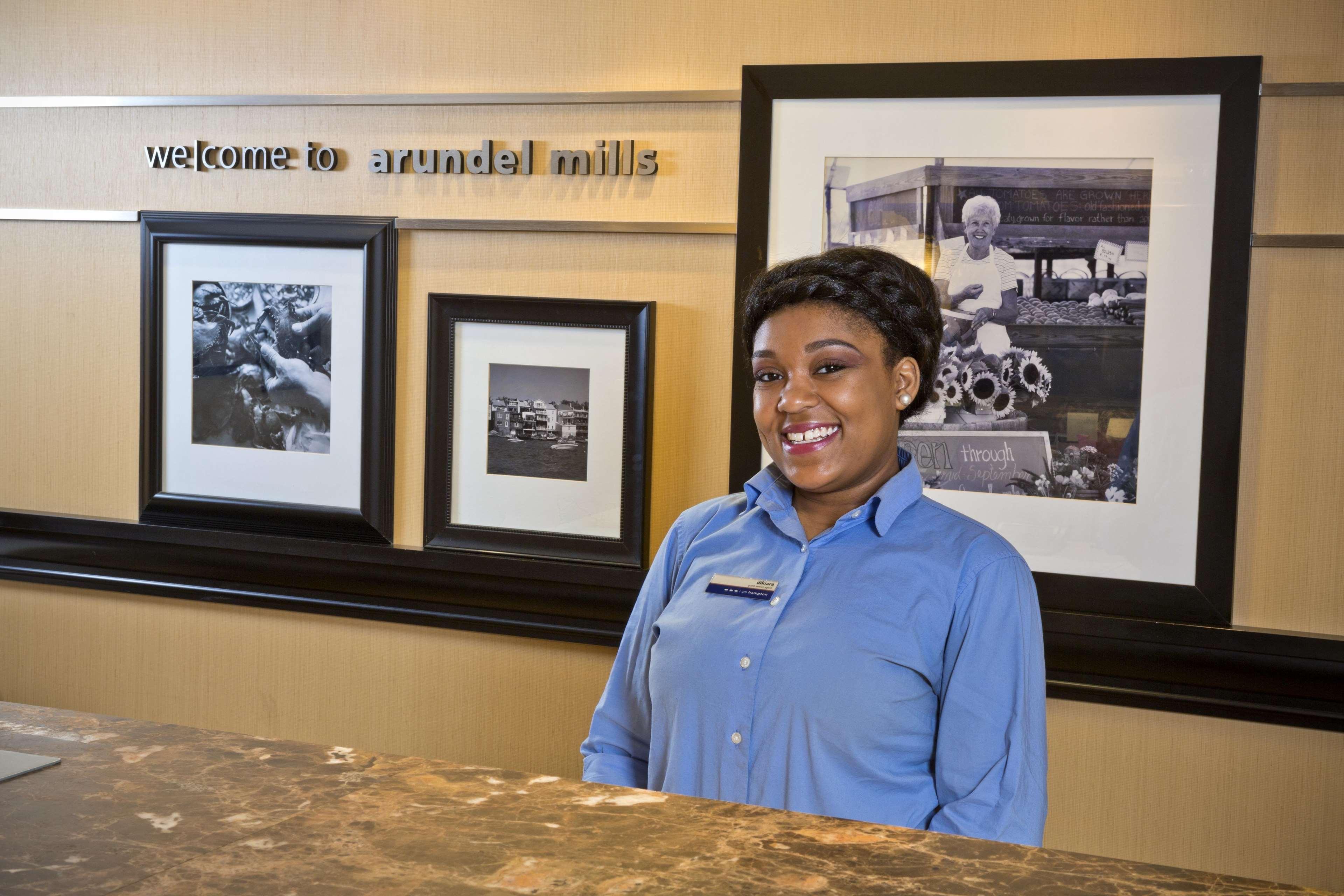 Hampton Inn & Suites Arundel Mills/Baltimore image 2