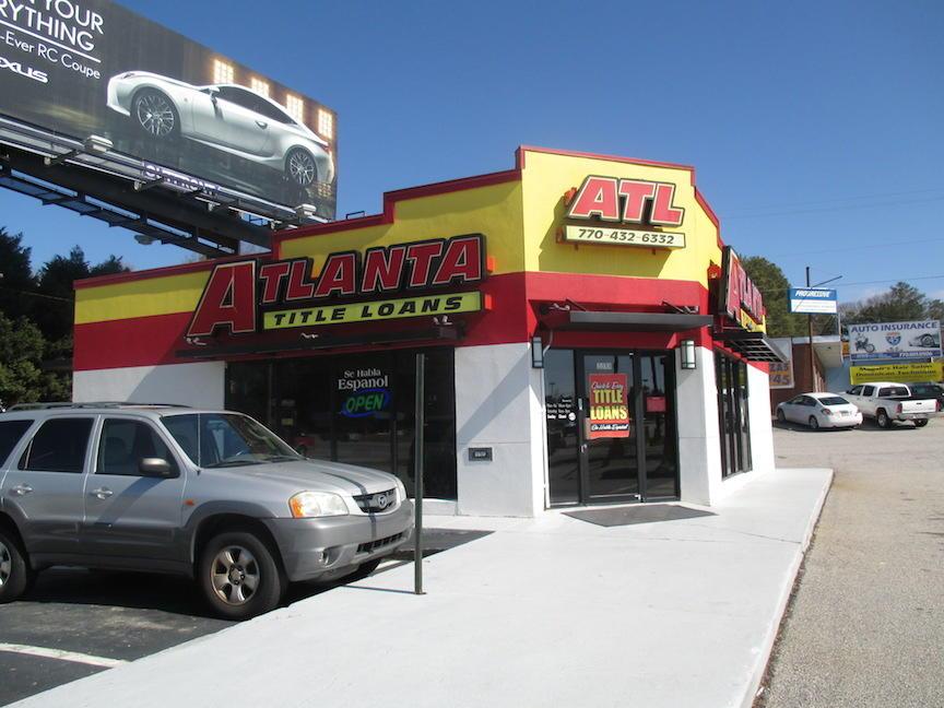 Atlanta Title Loans image 1