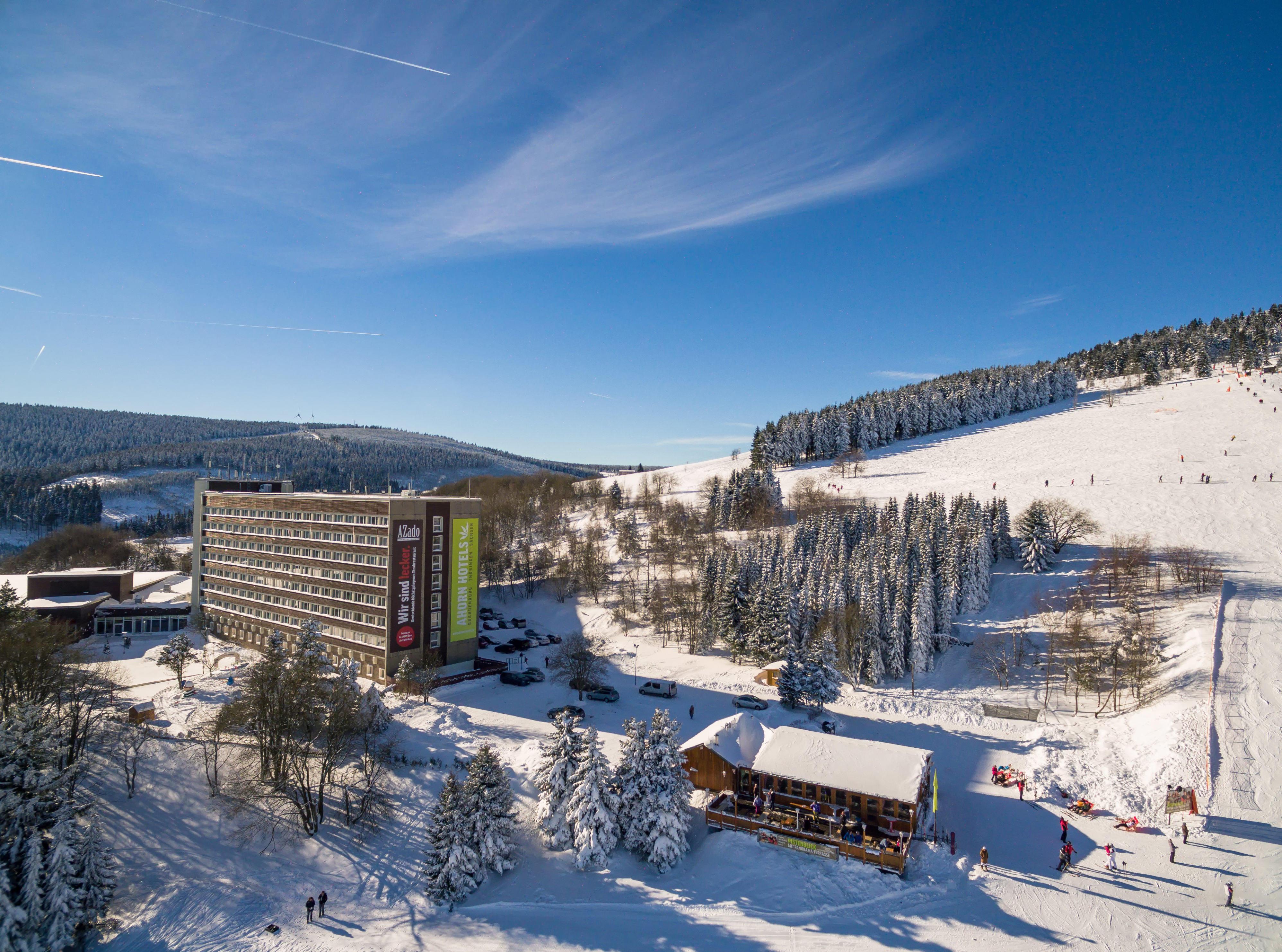 Ahorn Hotel Am Fichtelberg 4639 Bewertungen Kurort