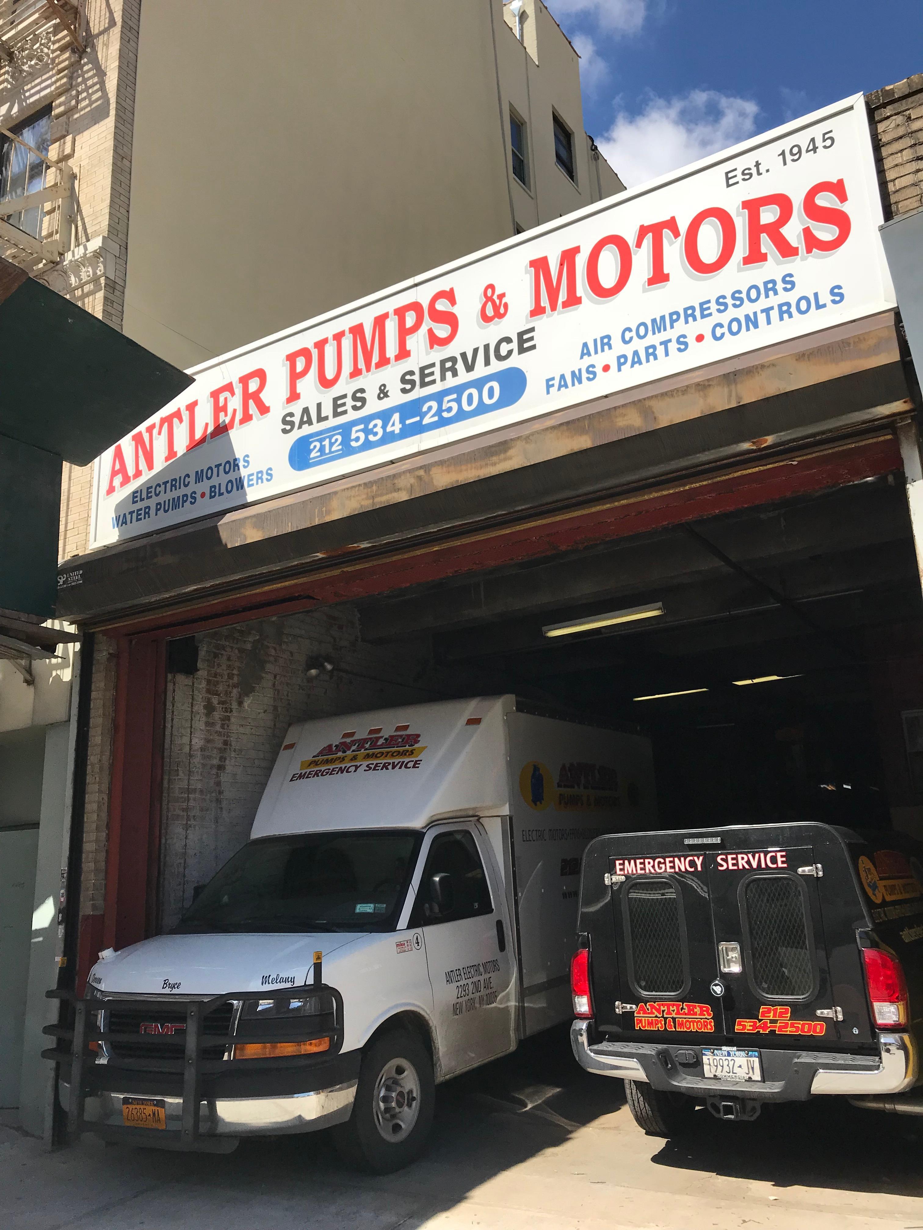 Antler Electric Motor Service Co , Inc. image 1
