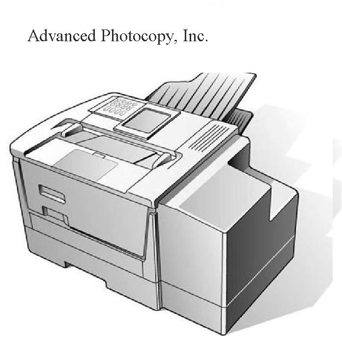 Advanced Photocopy, Inc.