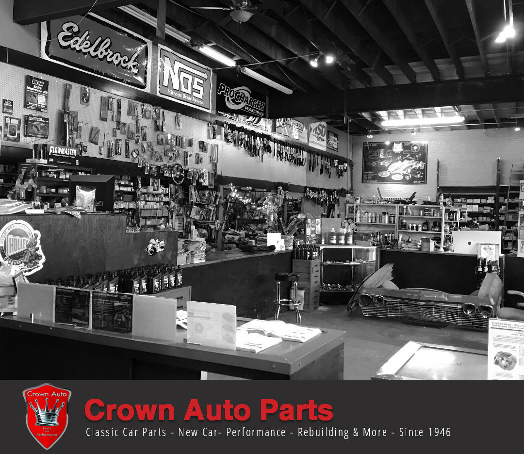 Crown Auto Parts & Rebuilding image 1